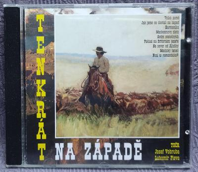 CD - Tenkrát na Západě  ( 2000 ) , CD V PĚKNÉM STAVU