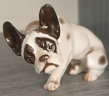 Francouzký buldoček - Rosenthal porcelán