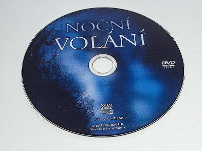 NOČNÍ VOLÁNÍ / DVD NEŠKRÁBLÉ - BEZ OBALU