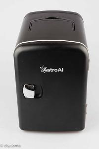 Přenosná mini lednička AstroAI/ 4L/ tichá/ Od 1Kč!