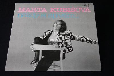 LP - Marta Kubišová – Někdy Si Zpívám... (d8)