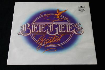 LP - Bee Gees - Greatest Hits (d8)
