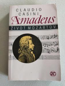 Amadeus život Mozartův, Claudio Casini