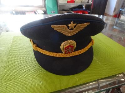 Brigadýrka ČSLA pilot,slavnostní Nová