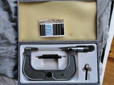 Mikrometr 100-125 mm