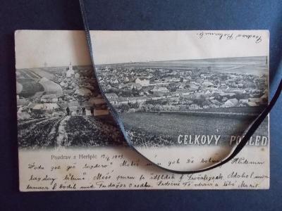 Vyškov Slavkov Rousínov Heršpice celkový pohled