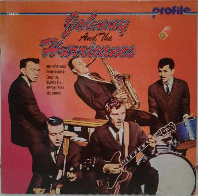 Johnny and the Hurricanes lp