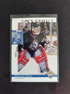 1998-99 Upper Deck UD Choice - [Base] #221 Dominik Hasek