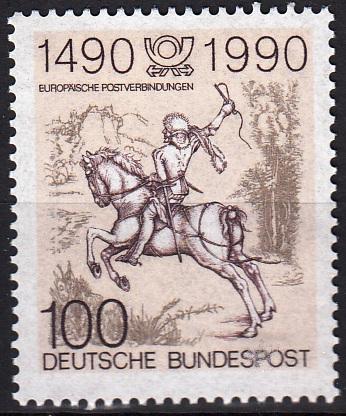 Německo / BRD 1990 Mi.1445 MNH**