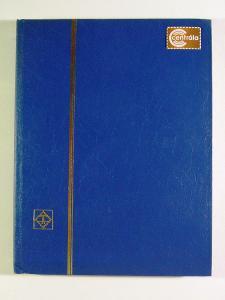 4217 Sbírka známek FINSKO + hezký zásobník