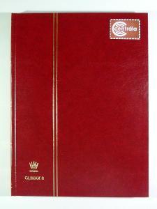 4221 Sbírka známek DINOSAUŘI + luxusní zásobník A4