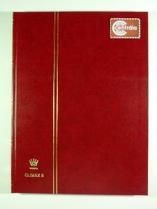 4225 Sbírka známek SVĚT DISNEY + luxusní zásobník A4
