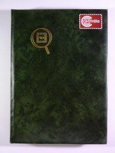 4226 Sbírka známek KOMORSKÉ OSTROVY náměty + velmi hezký obr zásobník
