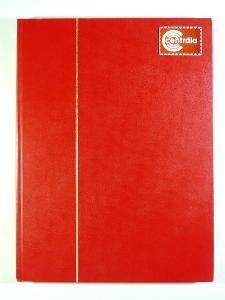 4227 Sbírka známek LIBERIE + hezký zásobník A4