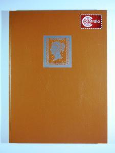 4239 Sbírka známek GUINEA +luxusní zásobník A4