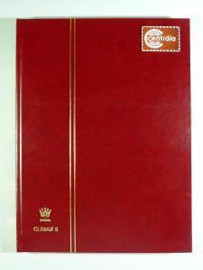 4242 Sbírka známek SVĚT SKAUT SKAUTING + luxusní zásobník A4