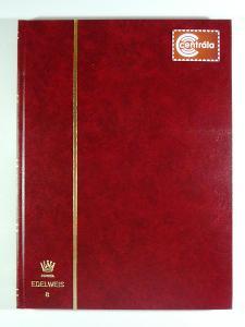 4243 Sbírka známek SVĚT SPORT + luxusní zásobník A4