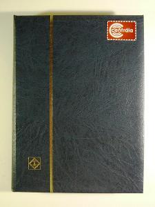 4249 Sbírka známek NĚMECKO BRD + luxusní obr zásobník A4