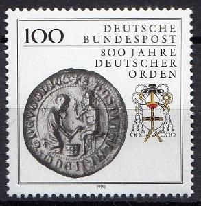 Německo / BRD 1990 Mi.1451 MNH**