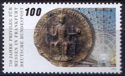 Německo / BRD 1990 Mi.1452 MNH**