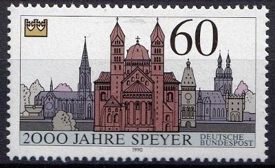 Německo / BRD 1990 Mi.1444 MNH**