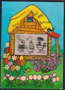 Havlíčková pohyblivá pohlednice zvířátka