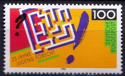 Německo / BRD 1990 Mi.1453 MNH**