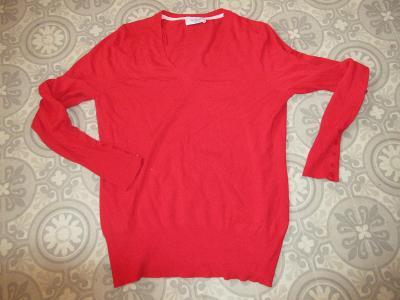 svetr triko červený  yessica