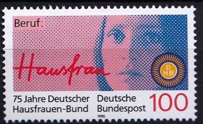 Německo / BRD 1990 Mi.1460 MNH**