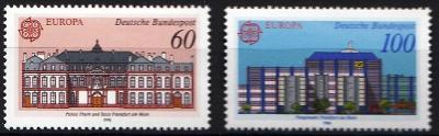 Německo / BRD 1990 Mi.1461-1462 MNH**