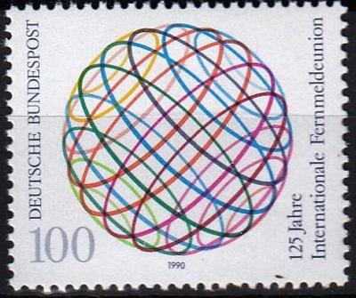 Německo / BRD 1990 Mi.1464 MNH**