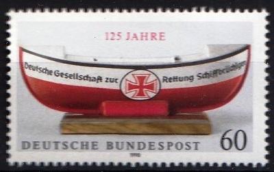 Německo / BRD 1990 Mi.1465 MNH**