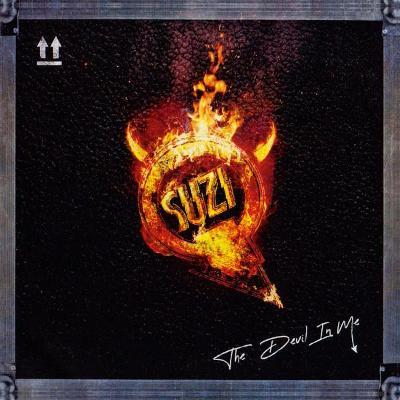 CD Suzi Quatro - The Devil in me  (2021)