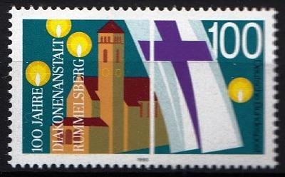 Německo / BRD 1990 Mi.1467 MNH**