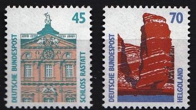 Německo / BRD 1990 Mi.1468-1469 MNH**