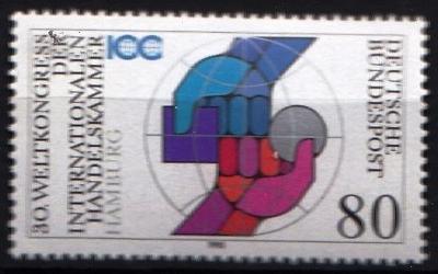 Německo / BRD 1990 Mi.1471 MNH**