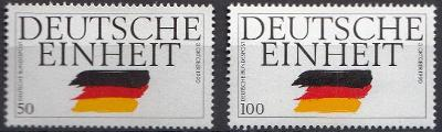 Německo / BRD 1990 Mi.1477-1478 MNH**