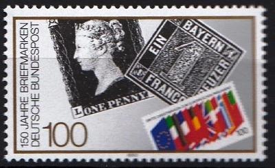 Německo / BRD 1990 Mi.1479 MNH**