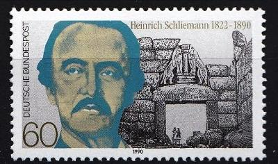 Německo / BRD 1990 Mi.1480 MNH**