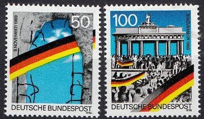 Německo / BRD 1990 Mi.1481-1482 MNH**