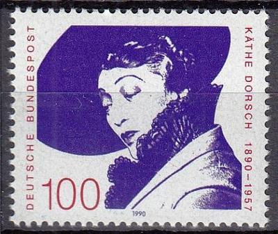 Německo / BRD 1990 Mi.1483 MNH**