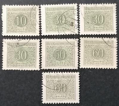 Doplatní -1963, DL81-3B ,