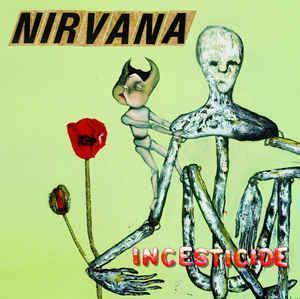 NIRVANA -  Incesticide   - CD  1992