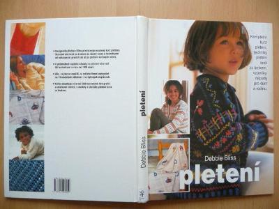 Kniha - Pletení - Debbie Bliss - 1999