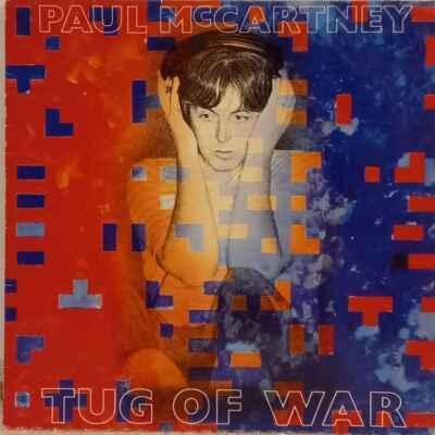 LP Paul McCartney - Tug Of War, 1982