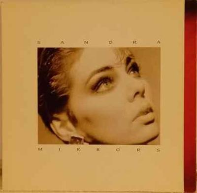 LP Sandra - Mirrors, 1986