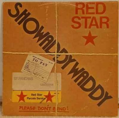 LP Showaddywaddy - Red Star, 1977