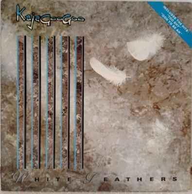 LP KajaGooGoo - White Feathers, 1983 EX