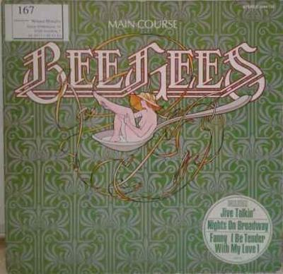 LP Bee Gees - Main Course, 1975 EX