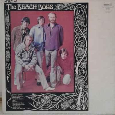 LP The Beach Boys - The Beach Boys, 1970 EX